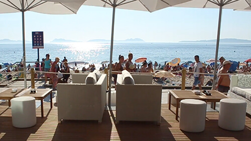 Marina Cies Beach Club